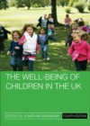 Image for The well-being of children in the UK