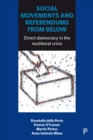 Image for Social movements and referendums from below: direct democracy in the neoliberal crisis