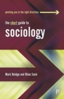 Image for The short guide to sociology