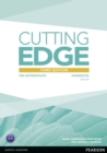 Image for Cutting Edge 3rd Edition Pre-Intermediate Workbook with Key