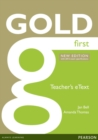 Image for Gold First New Edition eText Teacher CD-ROM