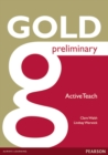 Image for Gold Preliminary Active Teach