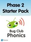 Image for Bug Club Phonics Phase 2 Starter Pack (24 books)