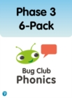 Image for Phonics Bug Phase 3 6-pack