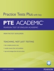 Image for Pearson Test of English Academic Practice Tests Plus with Key for Pack