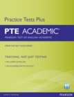 Image for Pearson Test of English Academic Practice Tests Plus without Key for Pack