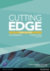 Image for Cutting edge: Pre-intermediate