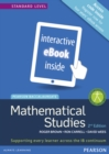 Image for Pearson Baccalaureate Mathematical Studies 2nd edition ebook only edition for the IB Diploma