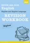 Image for English and English languageHigher,: Revision workbook