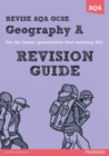 Image for Geography A: Revision guide