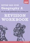Image for Geography A: Revision workbook