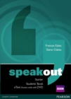 Image for Speakout Starter Students' Book eText Access Card with DVD