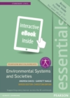 Image for Pearson Baccalaureate Essentials: Environmental Systems and Societies ebook only edition (etext)