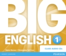 Image for Big English 1 Class Audio