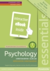 Image for Pearson Baccalaureate Essentials: Psychology ebook only edition (etext)