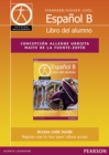 Image for Pearson Baccalaureate Espanol B ebook only edition for the IB Diploma (etext)