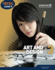 Image for Art and design. : Level 3, BTEC National