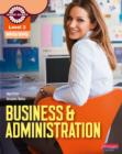 Image for NVQ/SVQ Level 3 business & administration candidate handbook.
