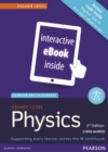 Image for Pearson Baccalaureate Physics Higher Level 2nd edition ebook only edition (etext) for the IB Diploma