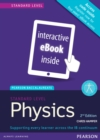 Image for Pearson Baccalaureate Physics Standard Level 2nd edition ebook only edition (etext) for the IB Diploma