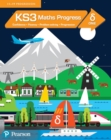 Image for KS3 maths progress.: confidence, fluency, problem-solving, progression : Delta] 1