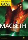 Image for Macbeth, William Shakespeare: notes