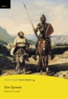 Image for Level 2: Don Quixote Book and Multi-ROM with MP3 Pack