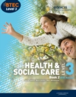 Image for Health & social care, BTEC National level 3. : Book 2