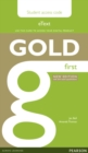 Image for Gold First New Edition eText Student Access Card