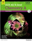 Image for OCR AS/A level Chemistry A Student Book 1