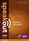 Image for Speakout Advanced 2nd Edition Active Teach