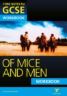 Image for Of mice and men: Workbook