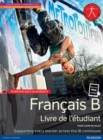Image for Pearson Baccalaureate Francais B new bundle (not pack)