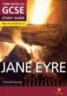Image for York Notes for GCSE (9-1): Jane Eyre STUDY GUIDE - Everything you need to catch up, study and prepare for 2021 assessments and 2022 exams