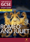 Image for Romeo and Juliet: York Notes for GCSE (9-1)