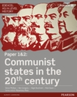 Image for Edexcel AS/A Level History, Paper 1&2: Communist states in the 20th century Student Book + ActiveBook
