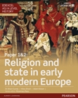 Image for Paper 1 & 2 - Religion and state in early modern Europe