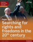 Image for Paper 1 & 2 - Searching for rights and freedoms in the 20th century