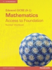 Image for Edexcel GCSE (9-1) Mathematics - Access to Foundation Workbook: Number (Pack of 8)