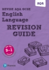 Image for Revise AQA GCSE English language  : for new 2015 qualifications: Revision guide