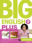 Image for Big English Plus 2 Activity Book : 2 : Big English Plus 2 Activity Book
