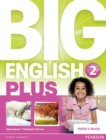Image for Big English Plus 2 Pupil's Book : 2 : Big English Plus 2 Pupil's Book