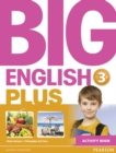 Image for Big English Plus 3 Activity Book : 3 : Big English Plus 3 Activity Book