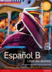 Image for Pearson Baccalaureate: Espanol B new bundle (not pack)