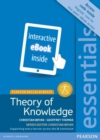 Image for Pearson Baccalaureate Essentials: Theory of Knowledge ebook only edition (etext)