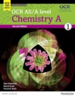 Image for OCR AS/A level chemistry A: Student book 1 + ActiveBook