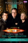 Image for Doctor Who: the writer's tale : the final chapter : the definitive story of the BBC series