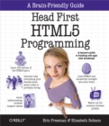 Image for HTML5 programming: building web apps with JavaScript