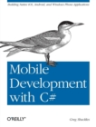 Image for Mobile development with C`