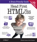 Image for Head first HTML and CSS.